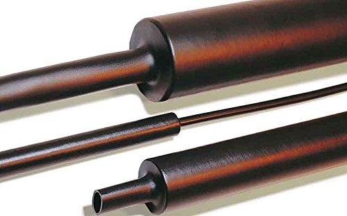 Hellermann Isolierung Schrumpfschlauch Shrink Strip 1/m MA47/30//8/bk-1mt