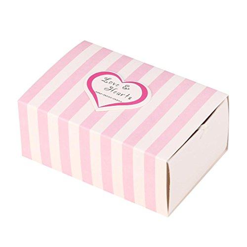 Coohole New Creative Wedding Favors Bridal Party Gift Mini Scented Shower Bath Soap Handmad (E) (Bath Bar Ounce 3.25)