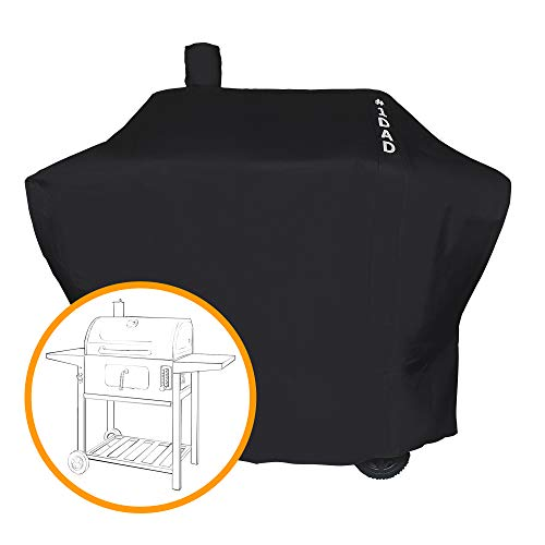 #1 Dad Grill Cover Fits Char-Griller Legacy Charcoal Grill 2190