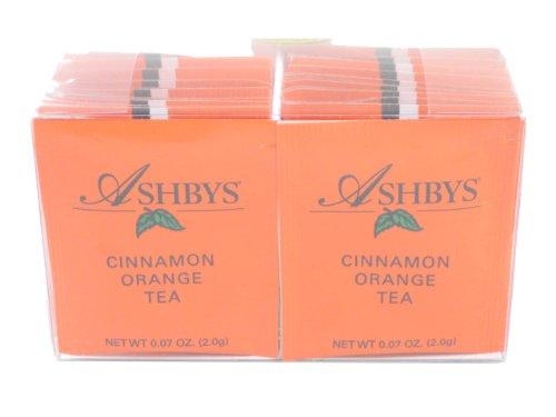 Ashbys Cinnamon Orange Tea Bags, 20 Count Box