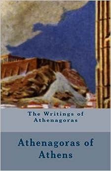 Book The Writings of Athenagoras