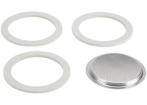 Replacement Gaskets Screen Moka Express product image