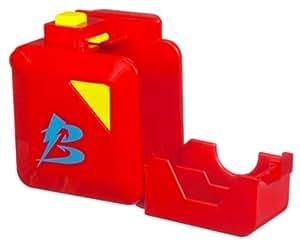 Hasbro Beyblade Metal Masters Super lanzador Rapid Deploy Case - Lanzador para peonzas Beyblade, color rojo