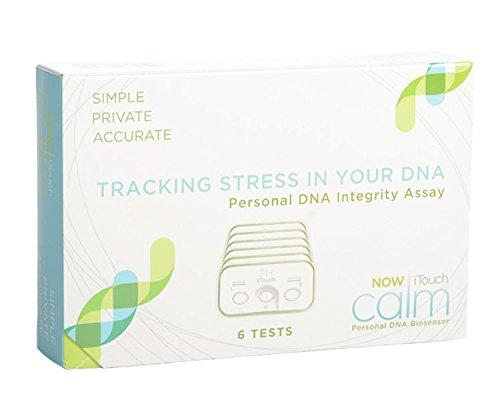 NowiTouch Calm family- A personal at home test kit to know and track the stress level of your DNA by kinstagene