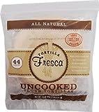 Tortillas Fresca Uncooked Flour - 8 Inch (2 pack)