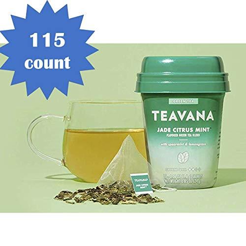 Teavana Imperial Spiced Chai, Oolong Tea With Cinnamon and Papaya