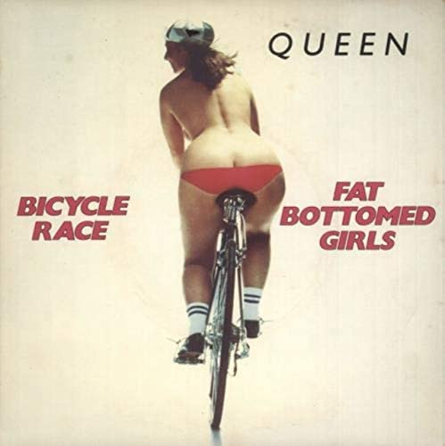Bicycle Race / Fat Bottomed Girls: Queen: Amazon.it: Musica