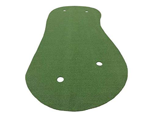 6 Feet x 15 Feet Professional Synthetic Turf Grass Nylon Practice Putting Green