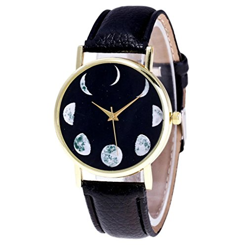 Moon Phase Eco Drive Watch - 6