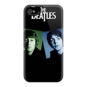 Hard Protect Phone Cases For Iphone 4/4s (bWr14270FsmX) Support Personal Customs Nice Rolling Stones Pattern