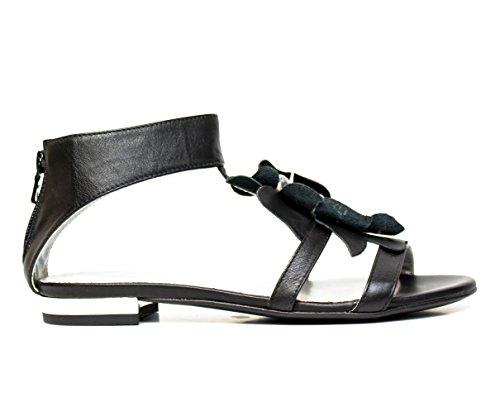 NERO GIARDINI BAJA sandalias de las mujeres P106230D 100 NEGRO P1 06230 D