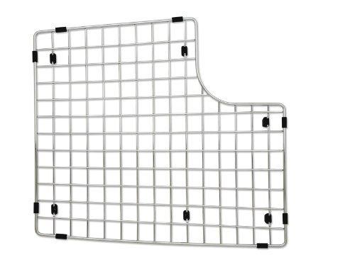 - Blanco 222464x Sink Grid, Fits Performa Silgranit II 1-3/4 Left bowl, Stainless Steel by Blanco