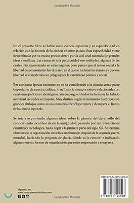La ciencia española entre la polémica y el exilio: Dentro de la ...