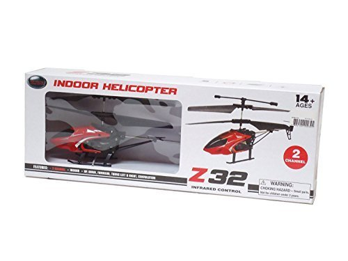 (Z32 Infrared Control Indoor Helicopter by P.D. Toys)