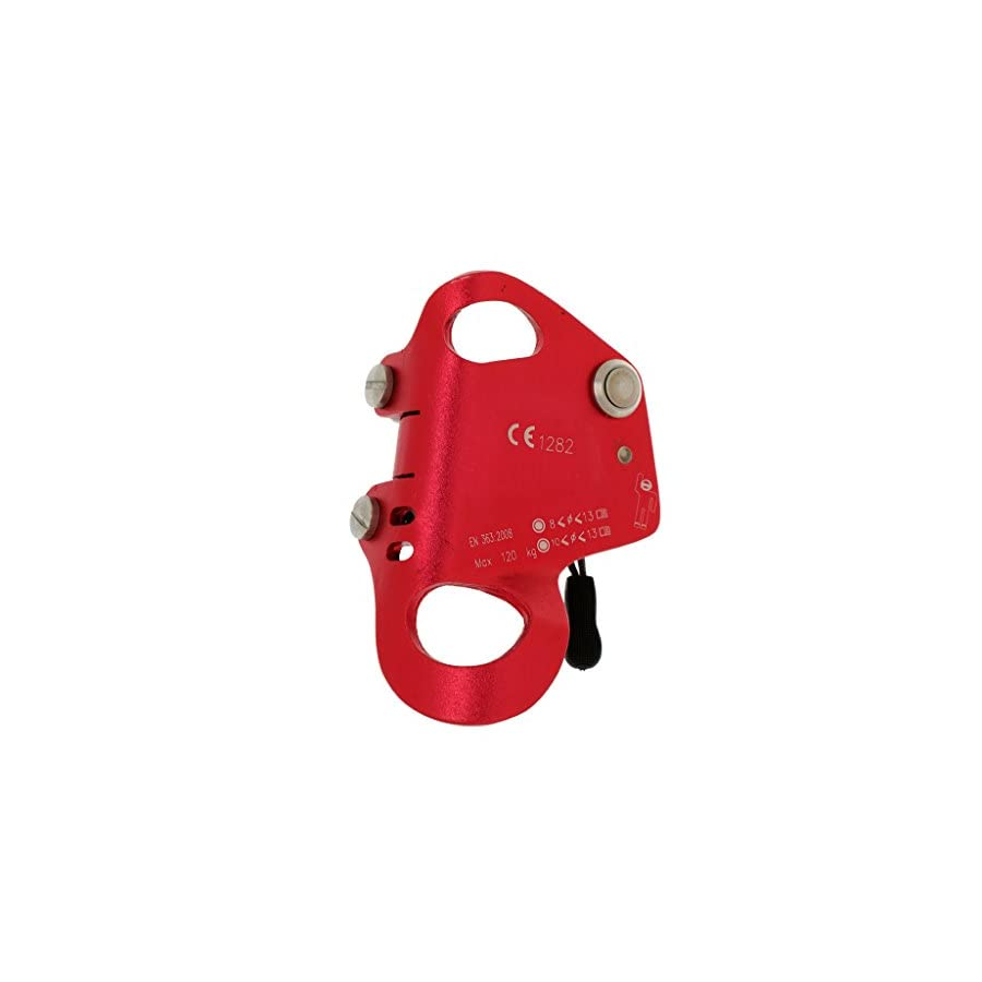 MonkeyJack Chest Ascender Riser Vertical Rock Climbing Tree Surgeon Caving Rappelling Rescue Safety Fall Protection Gear Equipment