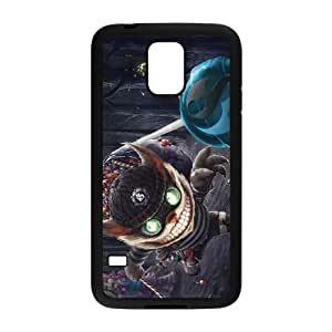 Samsung Galaxy S5 Cell Phone Case Black Ziggs league of legends TY_F08487