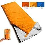 Best Lightweight Sleeping Bags - Bessport Lightweight Sleeping Bag 50℉ to 85℉ Review