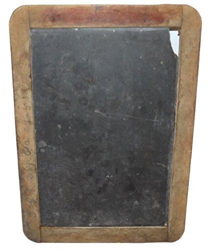 Shabby Antique Primitive Wood Framed Chalkboard Writing Slate Blackboard (Shabby Framed)
