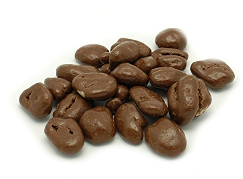 Weaver Chocolates Milk Chocolate Covered Pecans (1 LB.) by Weaver Chocolates