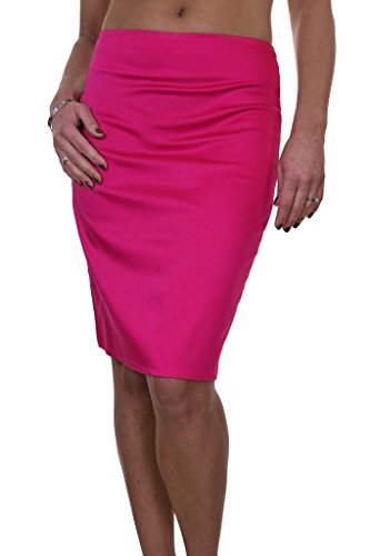 Ice (2541-6 Stretch Pencil Skirt 22