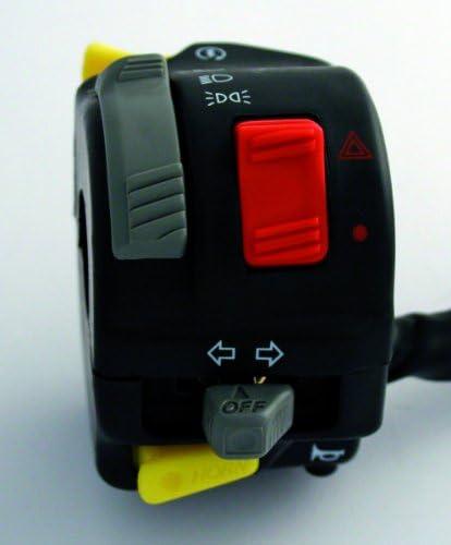 Uni Lenkerschalter Yamaha Atv Links Funktionen Standlicht Licht Auf Ab Blink Auto