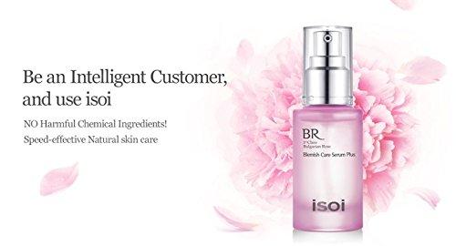 amazon com isoi br 1st class bulgarian rose blemish care serum