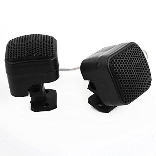 DealMux System 2 Pcs Auto Car Audio 500W alto falante Tweeters quatro centmetros Dia
