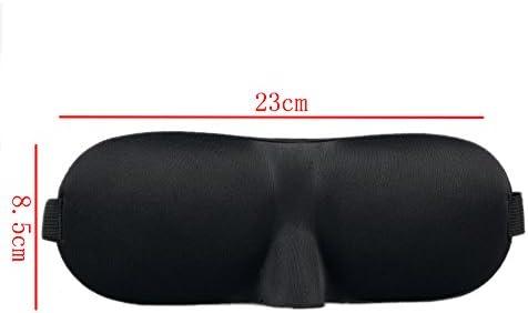 earthbay ojo máscara, ligero y suave Dormir Máscara 3d estereoscópica Diseño Unisex para hombres y mujeres