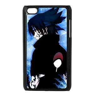 iPod Touch 4 Case Black sasuke Phone cover J9741847