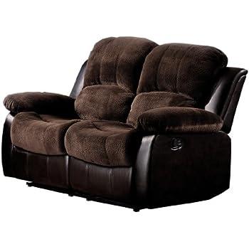 sofa loveseat luxury brown design idea microfiber and surprising ideas