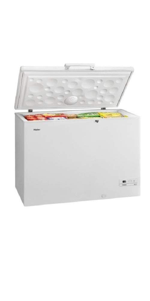 Haier HCE325S - Congelador (Baúl, 316 L, 24 kg/24h, SN-T, A++ ...
