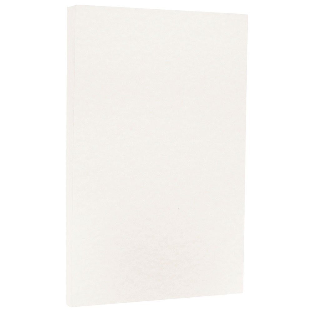 50 Sheets//Pack 215.9 x 355.6 mm Legal Coverstock Antique Gold Recycled JAM PAPER Parchment 65lb Cardstock 8 1//2 x 14