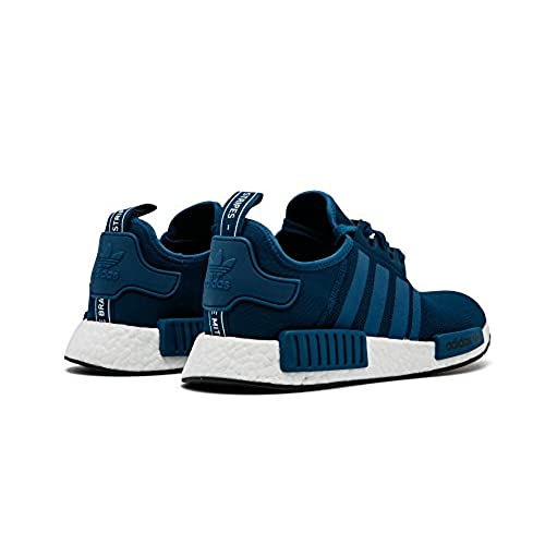 f6aa34785c0aa Adidas Mens Originals NMD R1 Shoes Blue White BY3016 cheap ...