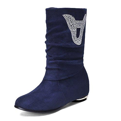 Chukka Blu blue A Donna Eu 35 Stivali amp;n IqwOwxEF