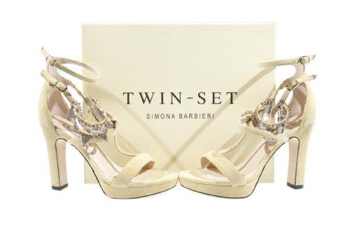 Twin Zapatos set Simona Barbieri Senape pwT4FqpP