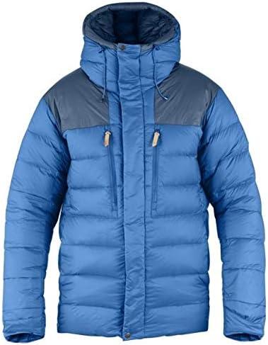 FJALLRAVEN Keb Expedition Down Jacket - Chaqueta, Hombre, Azul(UN Blue-Uncle Blue): Amazon.es: Deportes y aire libre