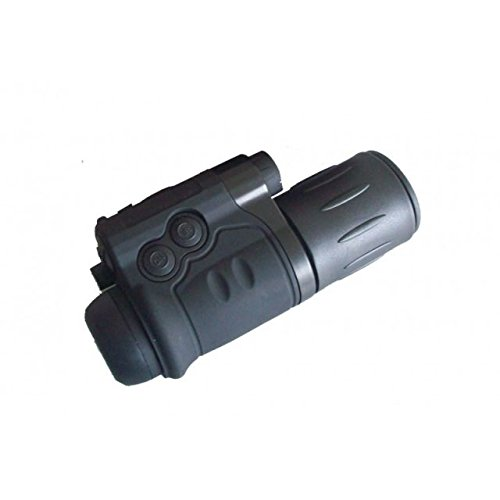 NightStar Digital Night Vision 4x42mm Monocular, Black NS41442