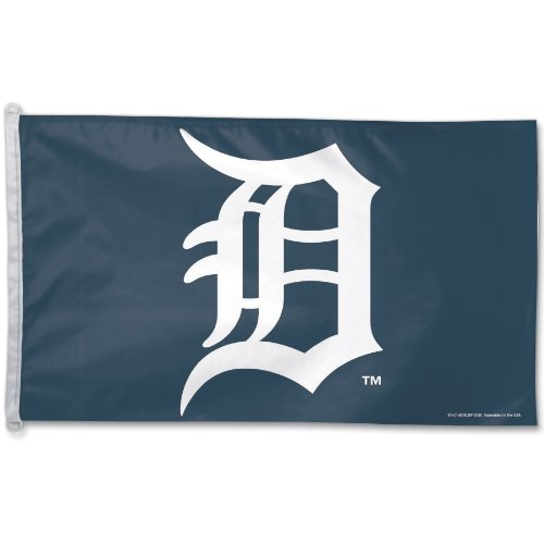 MLB Detroit Tigers 3-by-5 foot Flag ()