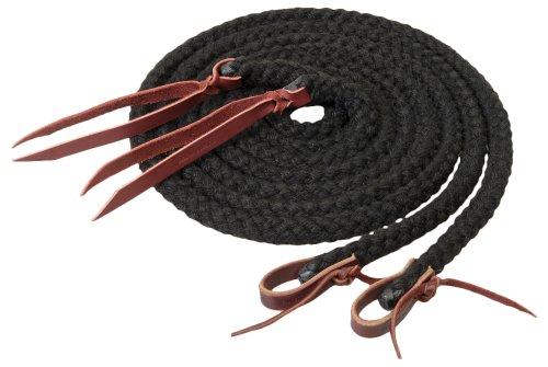 Weaver Leather Silvertip Hollow Braid Split Rein