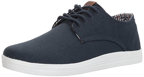Ben Sherman Men's Payton Oxford, Navy, 9 M US