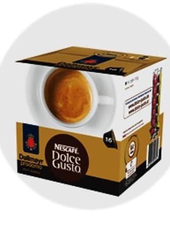 Nescafé Dolce Gusto Dallmayr prodomo, 1 Pack + café-cápsula dispensador tipo Dolce Gusto - el nuevo y giratorio para 32 cápsulas podrás 8 variedades en un ...