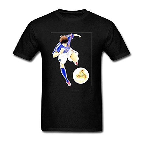 danielrauda-mens-captain-tsubasa-short-sleeve-t-shirt-black