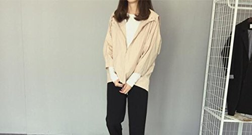 Beautifullight Great,Good looking Women Jackets Outerwear Hoodies Hooded Coats for Women XL Vintage Autumn