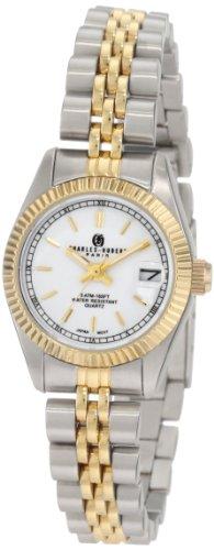 Charles-Hubert, Paris Women's 6635-W Premium Collection  Watch (Collection Premium Charles Hubert)