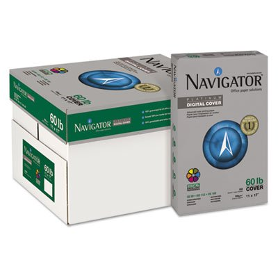 Platinum Paper, 99 Brightness, 60lb, 11 x 17, White, 1,250/Carton, Sold as 5 Package