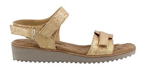 Culle Da Passeggio Womens Alice Slip-on Mocassino Taupe