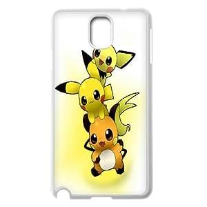 Pokemon pikachu phone Case Cove For Samsung Galaxy NOTE 3 Case TPUKO-Q-9A9923003