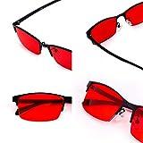 Color Blind Glasses for Men Red Green Color