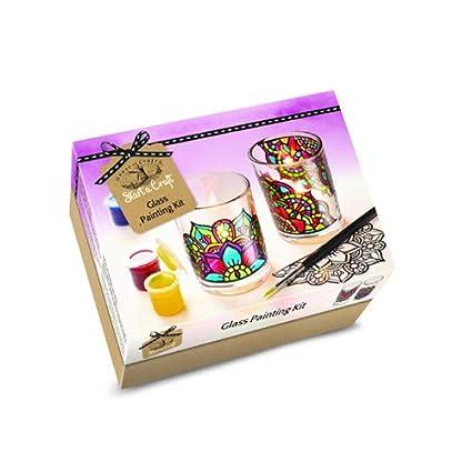 House Of Crafts - Pintura para vidrio, HHJSC050