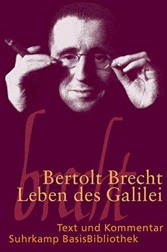 Leben Des Galilei (German Edition)